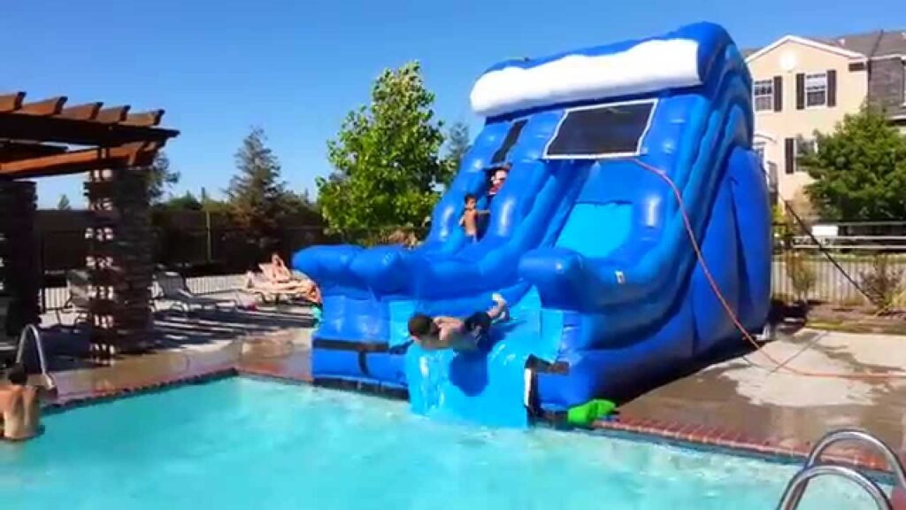 Quality Pool Slides to Buy This Summer