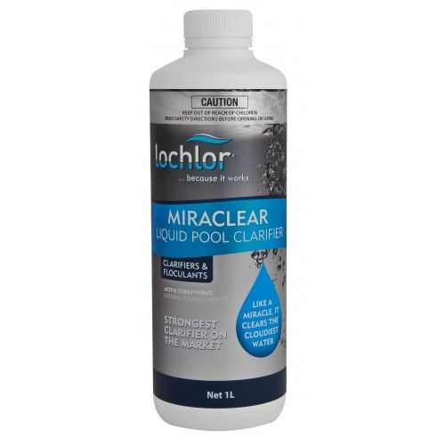 New Pool Clarifier Treatments Available From PoolServ – See The Clear Difference