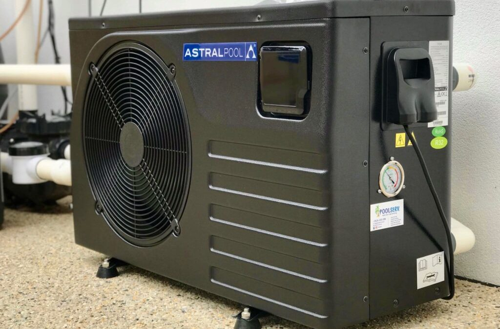 Heat Pump Pool Heater $1500 CashBack Offer. Wow!
