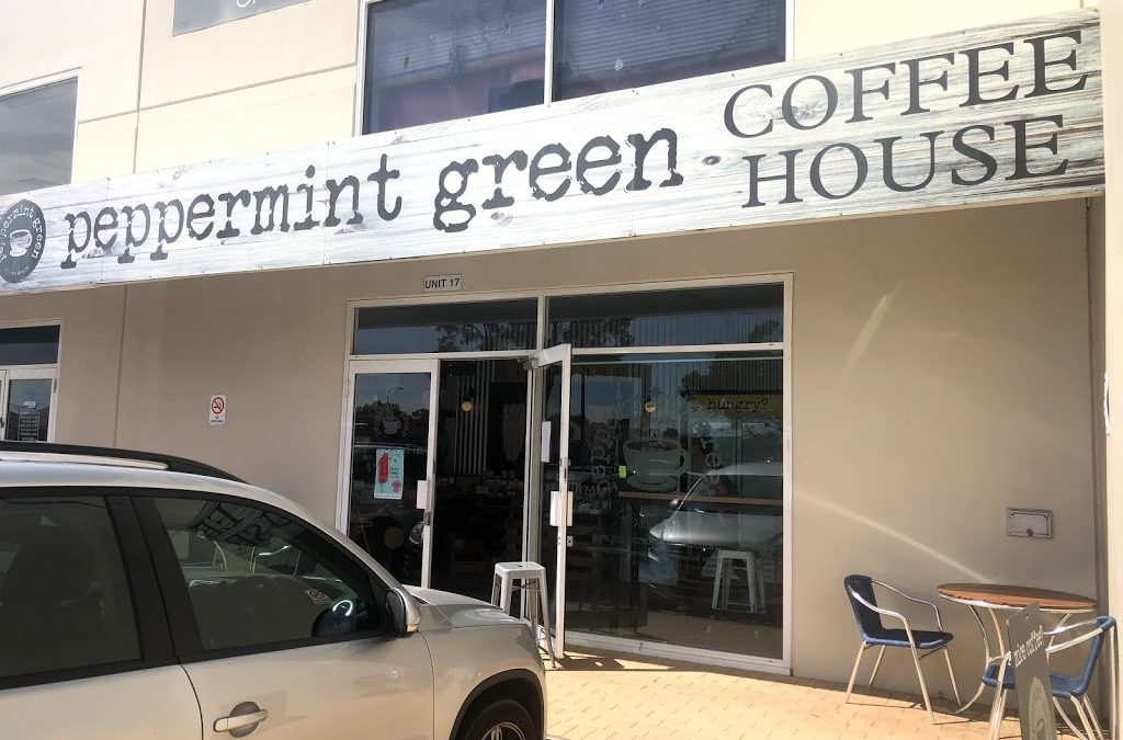 $25 Voucher for Peppermint Green Coffee House Joondalup